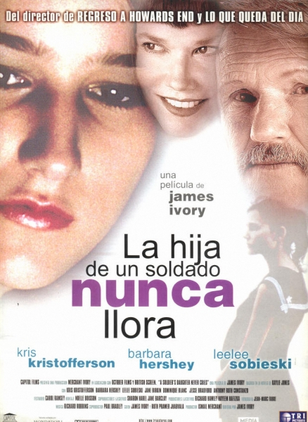 1998 A soldiers daughter never cries - La hija de un soldado nunca llora (esp)